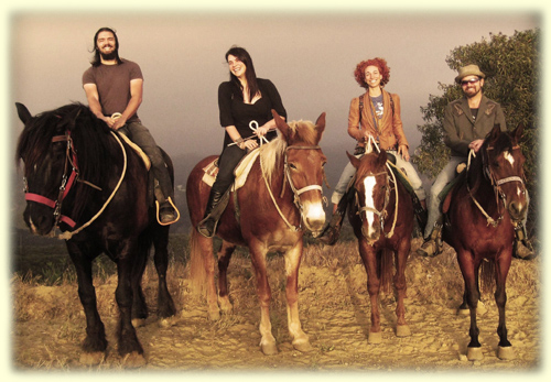 Los Angeles Horseback Riding Voted The Most Beautiful Place To